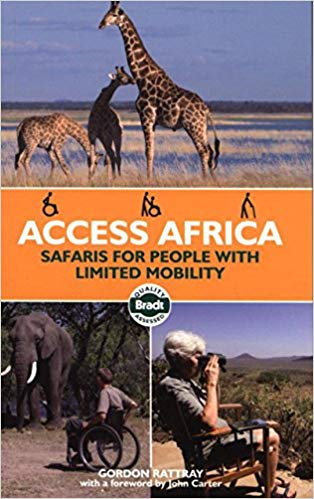 Access Africa: Safaris for People with Limited Mobility book caver