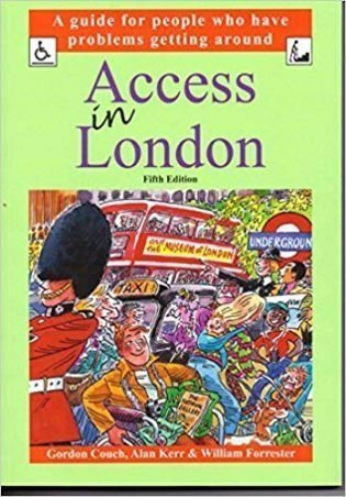 Access in London book cover