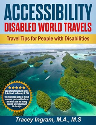 Accessibility - Disabled World Travels - book cover