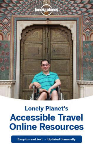 Accessible Travel Online Resources book cover