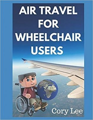 Air Travel for Wheelchair Users book cover