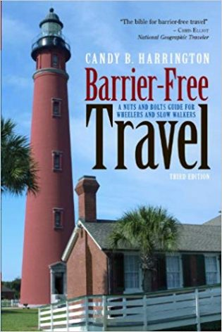Barrier-Free Travel book cover