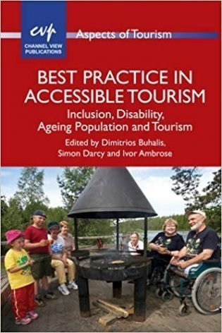 Best Practice in Accessible Tourism book cover