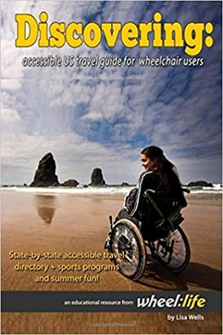Discovering: Accessible US Travel Guide for Wheelchair Users book cover