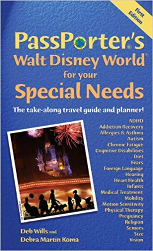 PassPorter's Walt Disney World for Your Special Needs book cover