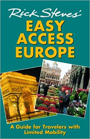 Rick Steves' Easy Access Europe book cover