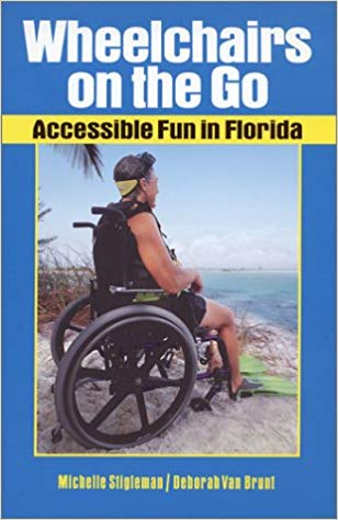 Wheelchairs on the Go Accessible Fun in Florida book caver