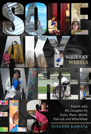 Squeaky Wheels book cover