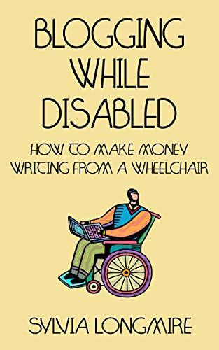 Blogging while Disabled book cover