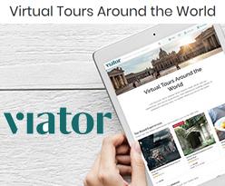 Viator Virtual Tours